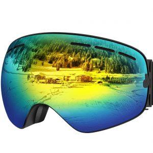 UShake Ski Goggles