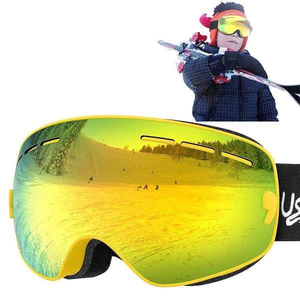 Snowboard Goggles for Kids